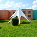 Вантовые шатры в Кемерово