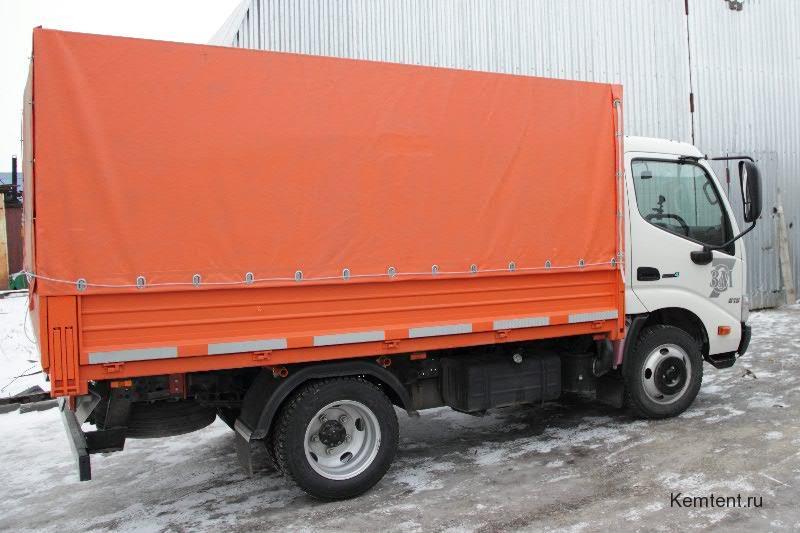 Тент на грузовой автомобиль Hino 300