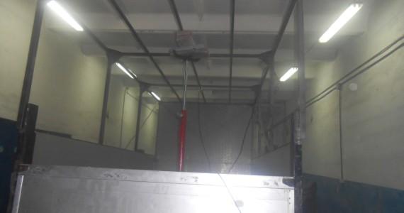 Каркас тента грузового автомобиля Isuzu