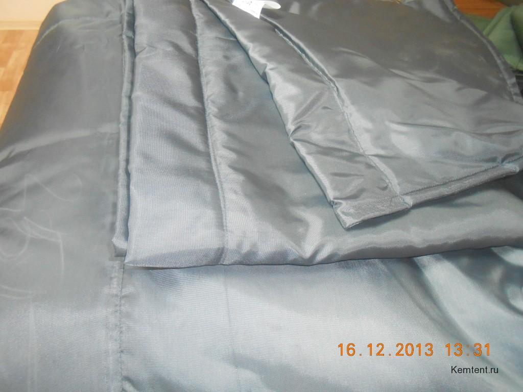 Штора гаражная из ткани «окфорд»