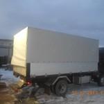 Тент на грузовик Isuzu