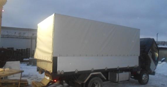 Тент для грузового автомобиля Isuzu в Кемерово