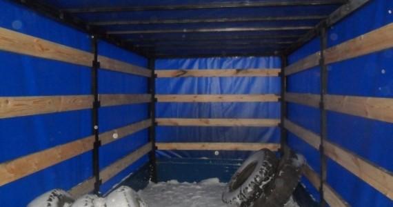 Изготовление каркаса на грузовик в Кемерово