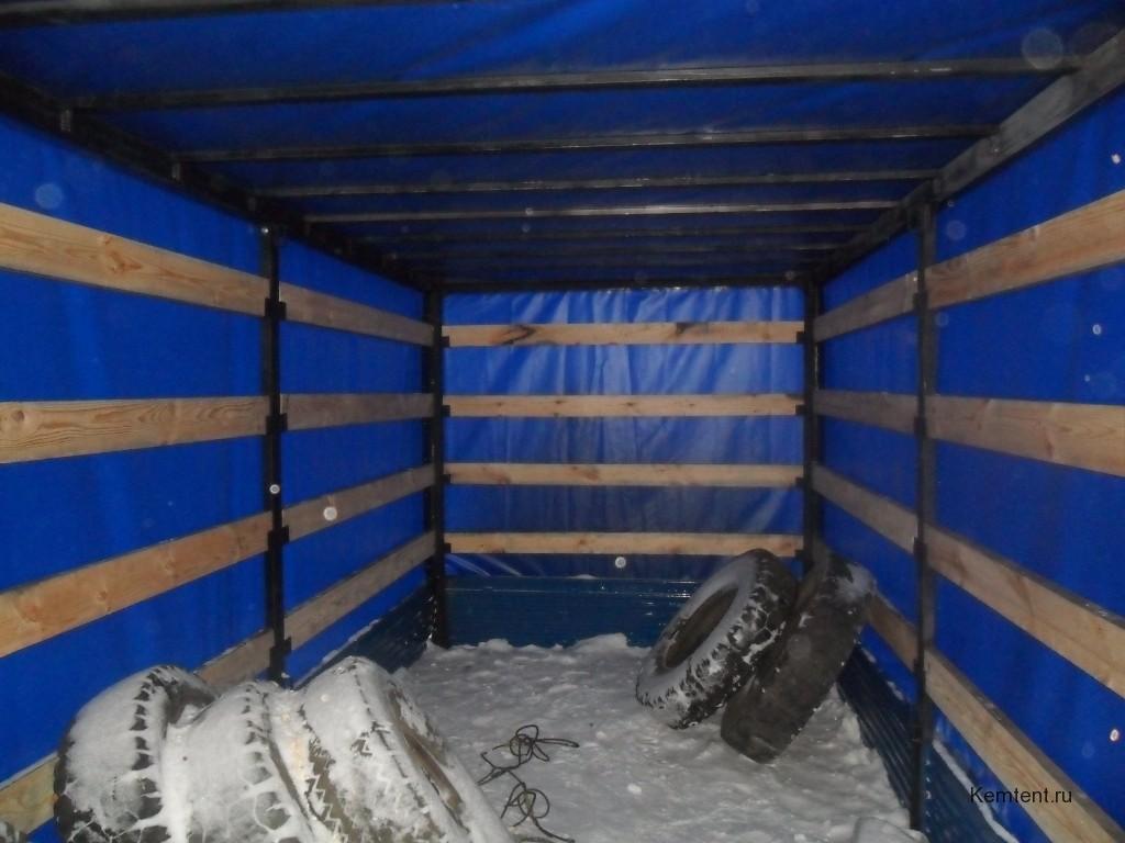 Каркас тента на грузовик «Камаз»
