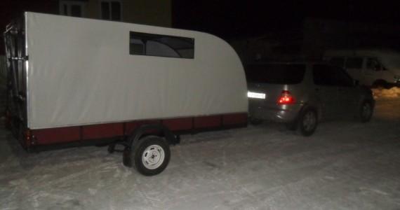 Легковой прицеп в Кемерово