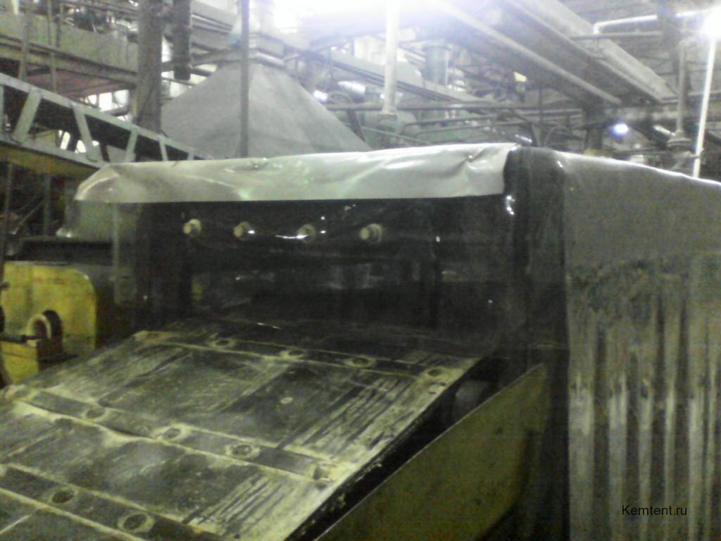 Тент-чехол на промышленное оборудование