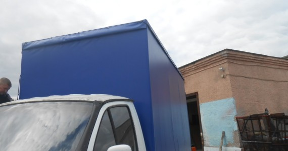 тенты на грузовики