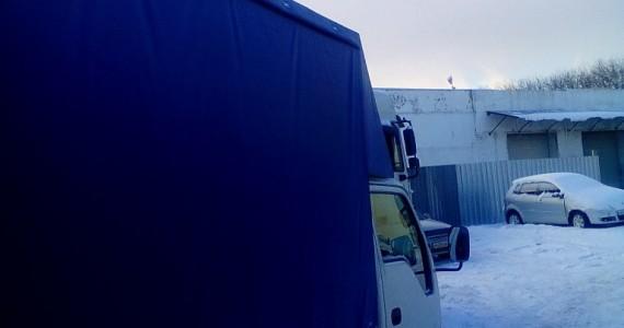 Изготовление тентов в Кемерово