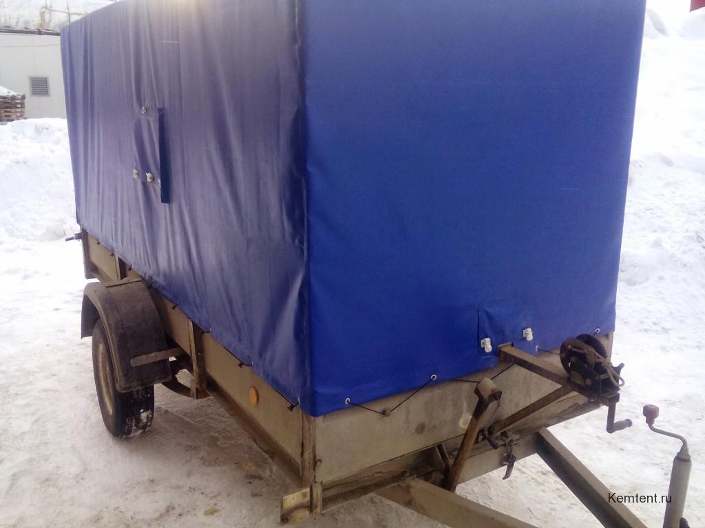 Тент и каркаса для прицепа КМЗ в Кемерово