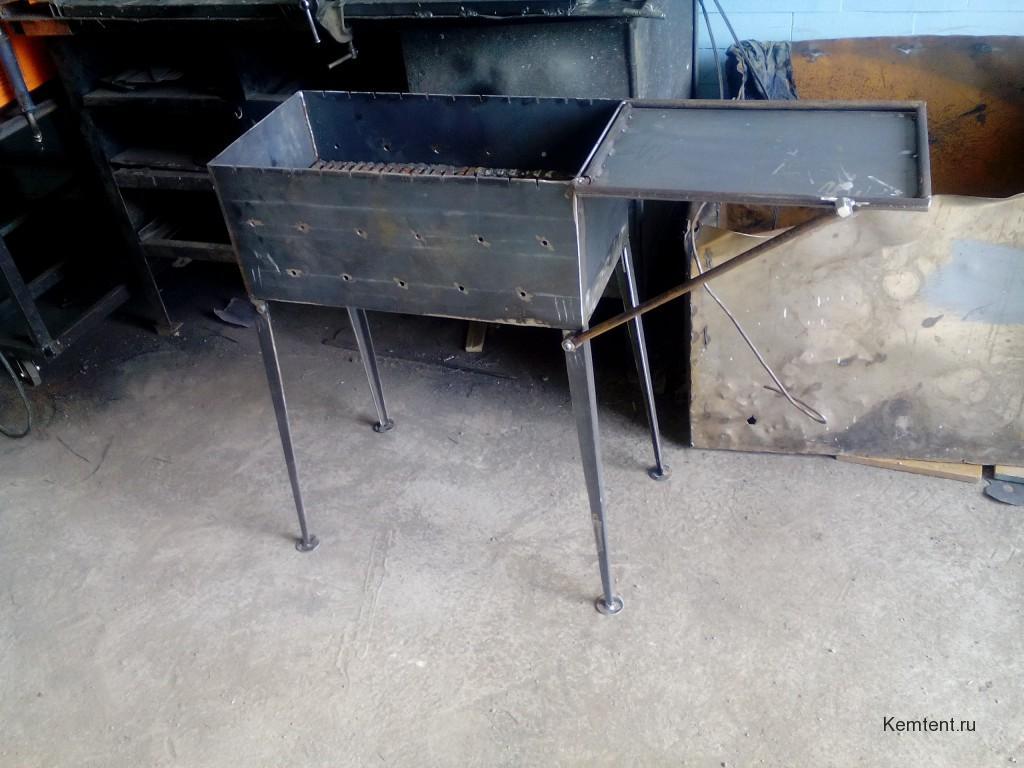 Изготовление мангала в Кемерово