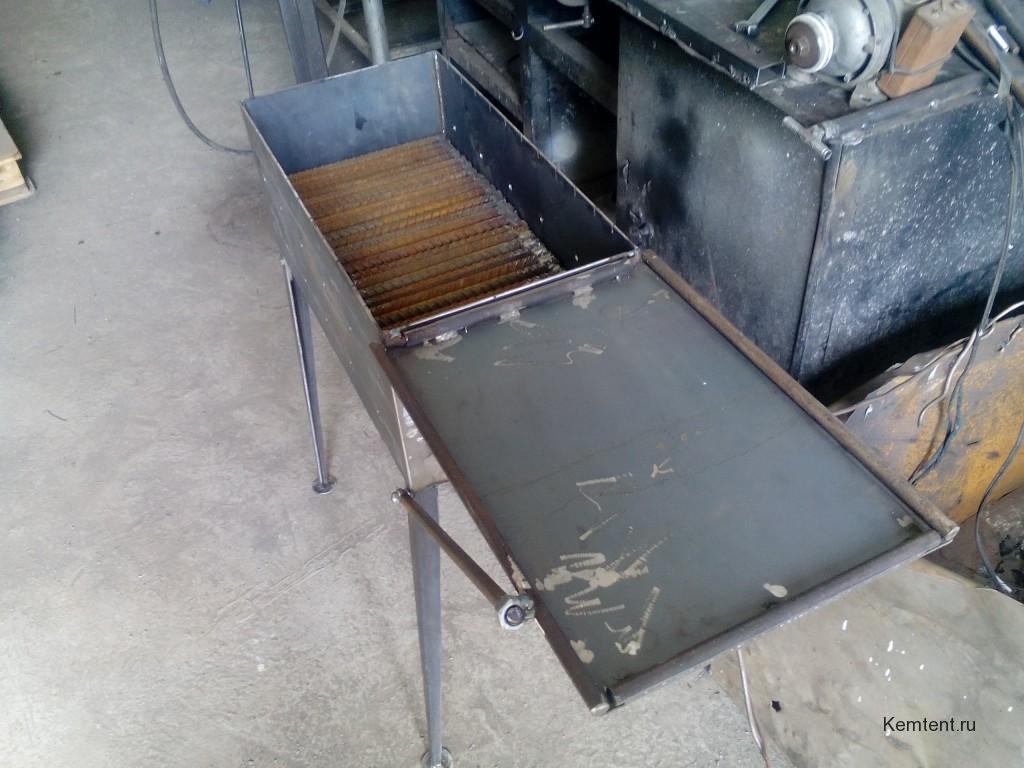 Сварочные работы в Кемерово, изготовление мангала