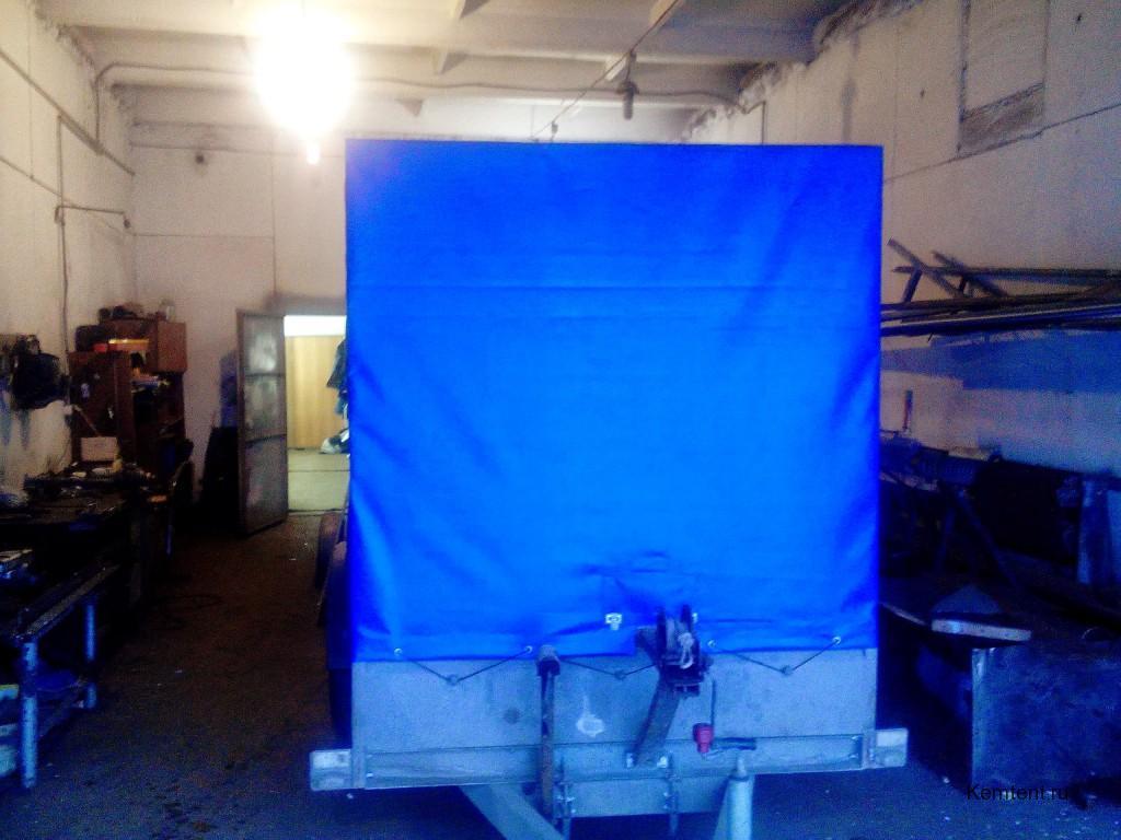 Изготовление каркаса и тента для прицепа КМЗ в Кемерово