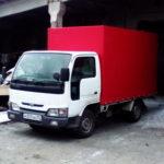 Автотент, грузовой тент, тент на грузовик Nissan