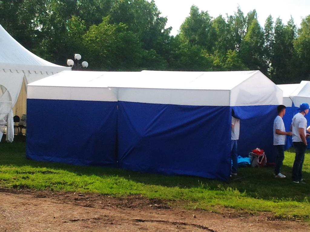 Палатки для мероприятий