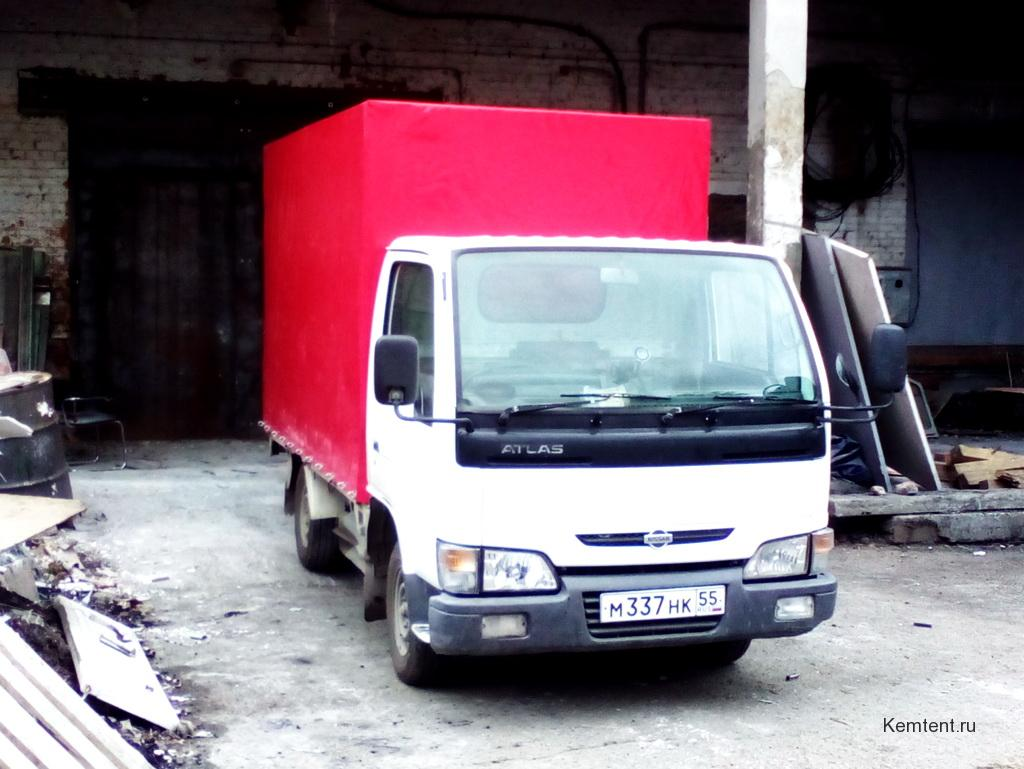Тент грузовой на Nissan Atlas