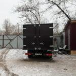 Ворота на грузовик «Газель-Next»