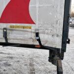 Замена ремня натяжения шторы полуприцепа
